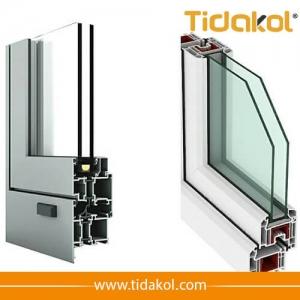 مزایای شیشه های دوجداره