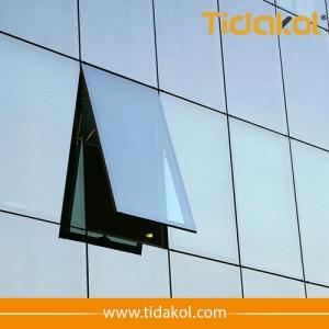 ویژگی های شیشه های دوجداره